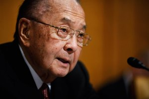 FILE: Hawaii Sen. Daniel Inouye dies at age 88 Army Secretary McHugh Testifies At Senate Appropriations Committee On Army Budget