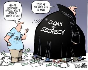 transparent government