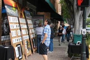 Tustin Old Town Art Walk 1