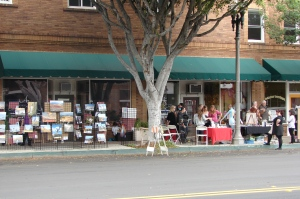 Tustin Old Town Art Walk 2