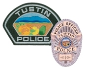 Tustin PD Press Release Logo