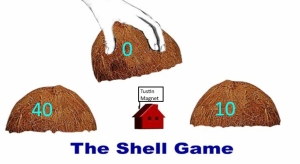 Legacy-shell-game